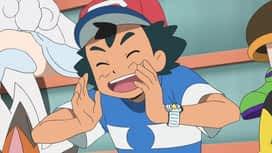 Pokemon : S20E43 Le choc des régions !