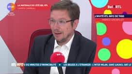 La matinale Bel RTL : François Desquesnes, chef de groupe CDH au Parlement de Wallonie