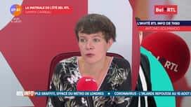 La matinale Bel RTL : Cieltje Van Achter, Vice-Présidente de la N-VA