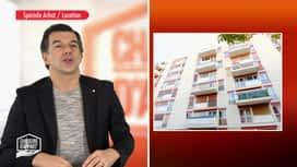 Chasseurs d'appart : Lyon et sa banlieue 4/5 - Jonathan & Matthieu - Laura & Clémence