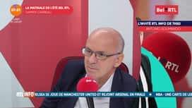 La matinale Bel RTL : Le lieutenant-colonel Marc Levenbergh