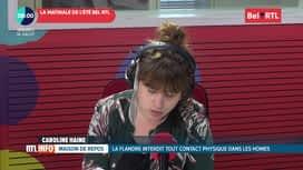 La matinale Bel RTL : RTL Info 8h du 24/07