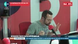 La matinale Bel RTL : RTL Info 8h du 28/07