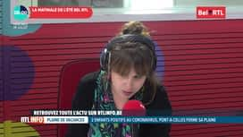 La matinale Bel RTL : RTL Info 8h du 29/07