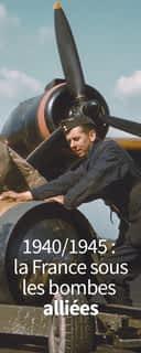1940/1945 : la France sous les bombes alliées