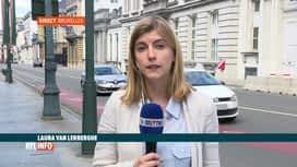 RTL INFO 13H : Coronavirus: le testing n'atteint pas la moitié de sa capacité chez...