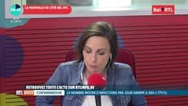 La matinale Bel RTL : RTL Info 8h du 3007