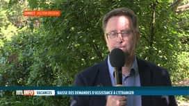 RTL INFO 13H : Coronavirus : où les Belges partent-ils en vacances cette année ?