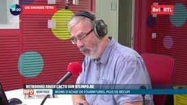 RTL INFO sur Bel RTL : RTL Info 18h du 30/07