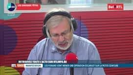 RTL INFO sur Bel RTL : RTL Info 18h du 31 juillet