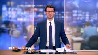 RTL INFO 13H : RTL INFO 13 heures (01/08/20)