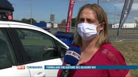 RTL INFO 19H : Coronavirus:  des formulaires PLF à remplir avant de rentrer en Bel...
