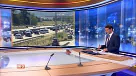 RTL INFO 19H : 760 Km de bouchons enregistrés sur la route des vacances en France