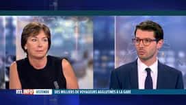 RTL INFO 19H : Coronavirus: Frédérique Jacobs commente les infos du jour