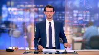 RTL INFO 19H : RTL INFO 19 heures (01/08/20)
