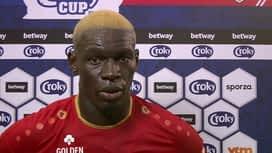 Croky Cup : 01/08 : Abdoulaye Secke (Antwerp)