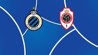 Croky Cup : 01/08 : FC Bruges - Antwerp (Finale)