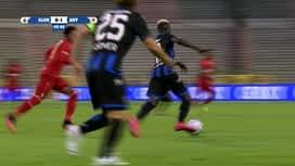Croky Cup : FC Bruges - Antwerp : 2ème mi-temps