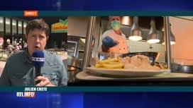 RTL INFO 13H : Coronavirus: trois restaurants Lunch Garden ferment pour un mois