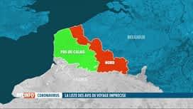 RTL INFO 19H : Coronavirus: couacs et confusion après la mise à jour des zones de ...