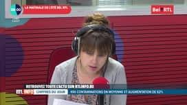 RTL INFO sur Bel RTL : RTL Info 8h du 03/08