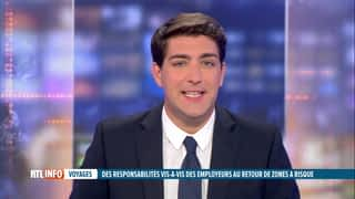 RTL INFO 13H : RTL INFO 13 heures (03/08/20)