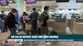 RTL INFO 13H : Coronavirus et vacances: votre employeur peut-il vous imposer la...