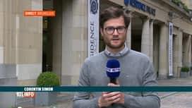 RTL INFO 13H : Coronavirus: Corentin Simon nous commente les chiffres du jour
