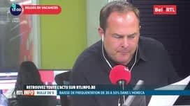 RTL INFO sur Bel RTL : RTL Info 13h du 03/08