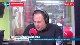 RTL INFO sur Bel RTL : RTL Info 18h du 03/08