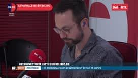 RTL INFO sur Bel RTL : RTL Info 8h du 04/08