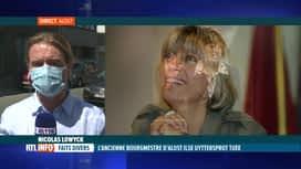RTL INFO 13H : Ilse Uyttersprot, l'ex-bourgmestre d'Alost, retrouvée assassinée