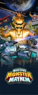 Massive Monster Mayhem - Le Monstrueux Challenge