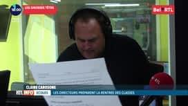 RTL INFO sur Bel RTL : RTL Info 18h du 04/08