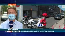 RTL INFO 19H : Le meurtre d'Ise Uyttersprot à Alost, un nouveau cas de féminicide