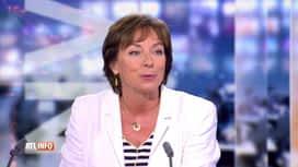RTL INFO 19H : Coronavirus: invitée du RTLInfo 19H, la porte-parole interfédérale...
