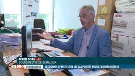 RTL INFO 19H : Coronavirus: un système d'alerte informatique pour informer les bou...