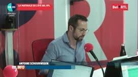 RTL INFO sur Bel RTL : RTL Info 8h du 05/08