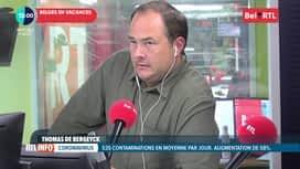 RTL INFO sur Bel RTL : RTL Info 13h du 05/08