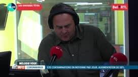 RTL INFO sur Bel RTL : RTL Info 18h du 05/08