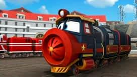 Robo vlakovi : Epizoda 25