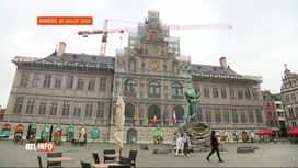 """RTL INFO 13H : Coronavirus: la province d'Anvers considérée """"à risque"""" par l'Allem..."""