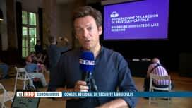 RTL INFO 13H : Coronavirus: mesures strictes à Bruxelles où la propagation explose