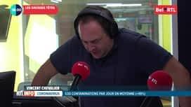 RTL INFO sur Bel RTL : RTL Info 18h du 06/08