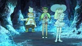 Pokemon : S21E36 Un défi en sous-sol !