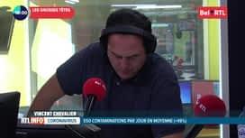 RTL INFO sur Bel RTL : RTL Info 18h du 07/08