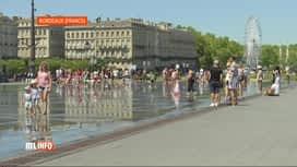 RTL INFO 19H : France : 9 départements placés en vigilance rouge, 53 en orange