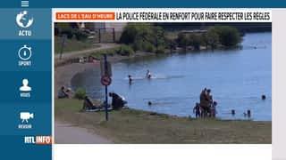 RTL INFO 19H : RTL INFO 19 heures (07/08/20)