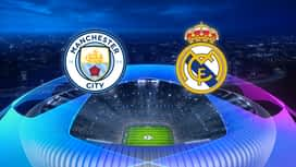 Champions League : 07/08 : Manchester City - Real Madrid