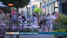 RTL INFO 13H : Canicule: quelques idées pour rester au frais, comme ici à Namur